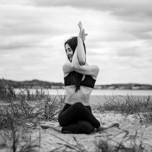 simona klime yoga teacher